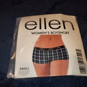 Ellen Women's Boyshorts SMALL